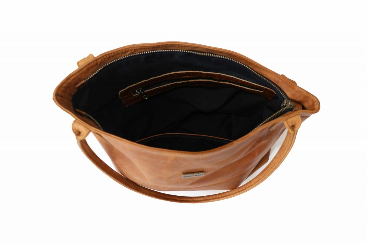 Ashley Diesel Toffee Leather Product 4